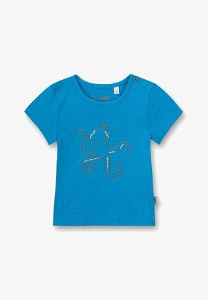 KIDSWEAR - WATER WORLD - T-shirt print - blau