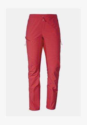 ROGNON L - Snow pants -  rot