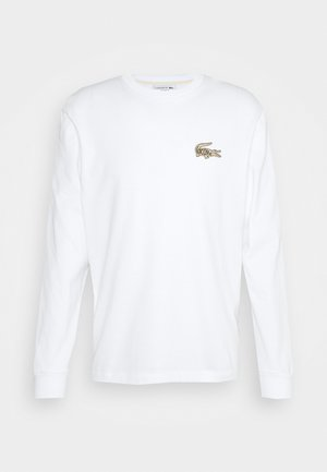 Bluzka z długim rękawem - blanc