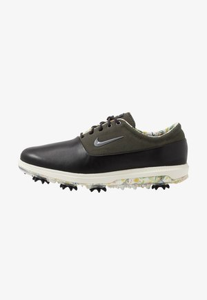 AIR ZOOM VICTORY TOUR - Golf shoes - black/cool grey/cargo khaki/summit white