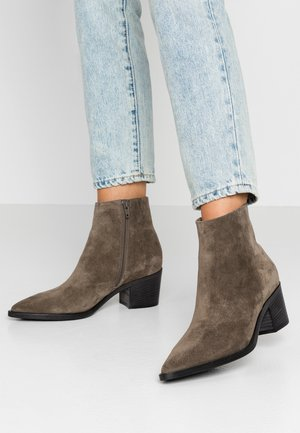 BOMI - Classic ankle boots - grey