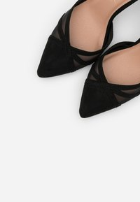 New Look - STRIPE  - High heels - black - 5