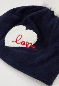 GAP - GIRL LOVE HAT - Čepice - navy uniform - 2