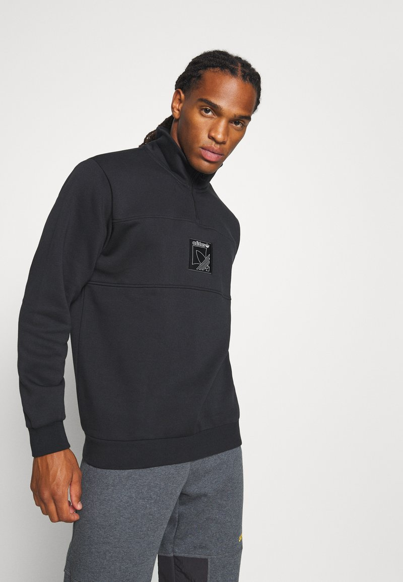 adidas Originals - ICON - Sweatshirt - black