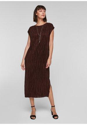 Maxi dress - dark red
