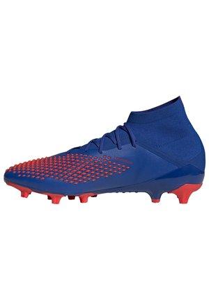 PREDATOR 20.1 AG FUSSBALLSCHUH HERREN - Moulded stud football boots - royal blue / footwear white / action red