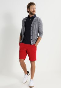 Tommy Hilfiger - PERFORMANCE SLIM FIT - Polo shirt - blue - 1