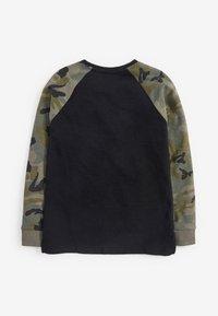 Next - 3 PACK - Long sleeved top - black - 4