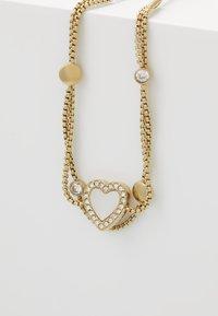 Fossil - VINTAGE GLITZ - Bracelet - gold-coloured - 5