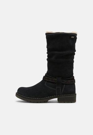 LIA TEX - Winter boots - atlantic/multi