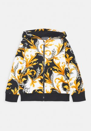 FELPA - Zip-up hoodie - black/gold
