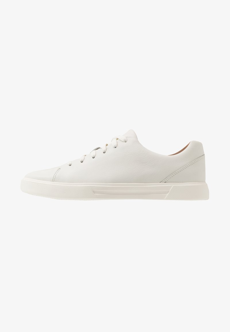 Clarks - COSTA LACE - Sneakers basse - white