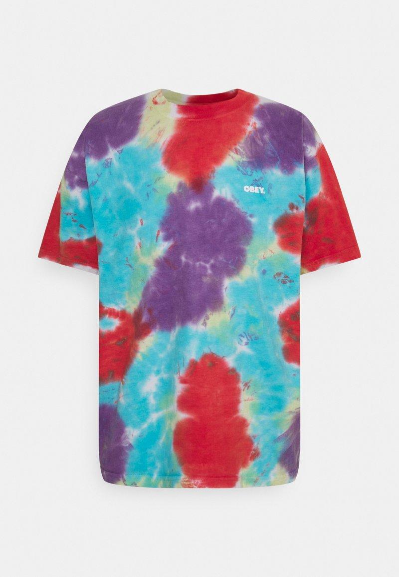 Obey Clothing - BOLD - Printtipaita - oxy fire blotch