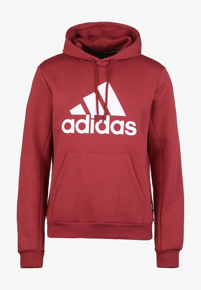adidas Performance - Zip-up hoodie - legacy red