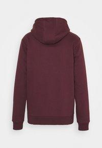 Dickies - NEW KINGSLEY - Zip-up hoodie - maroon - 1