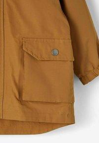 Name it - Waterproof jacket - rubber - 3