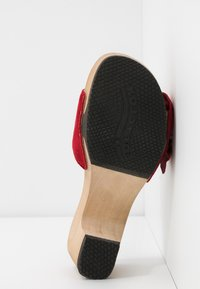 Softclox - KENDRA - Clogs - rot - 6