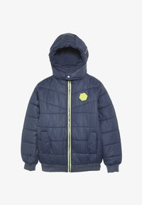 Lemon Beret - TEEN BOYS JACKET - Winterjas - navy blazer - 4