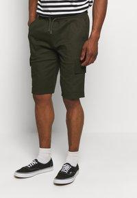 Newport Bay Sailing Club - CARTEL - Shorts - khaki - 0