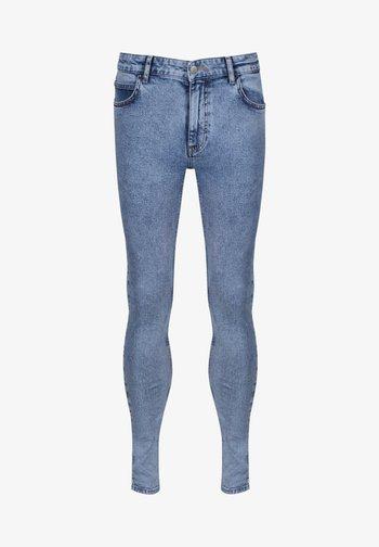 Slim fit jeans - lightbluedenim