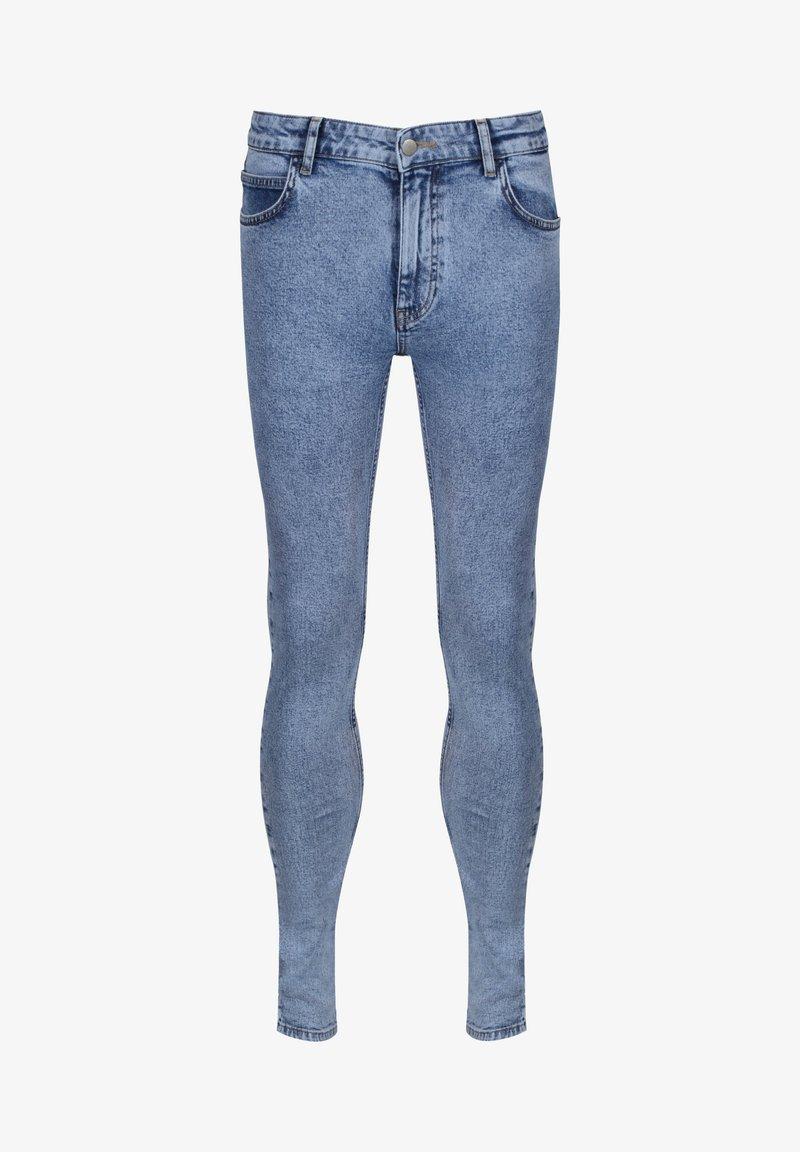 AÉROPOSTALE - Jeans slim fit - lightbluedenim