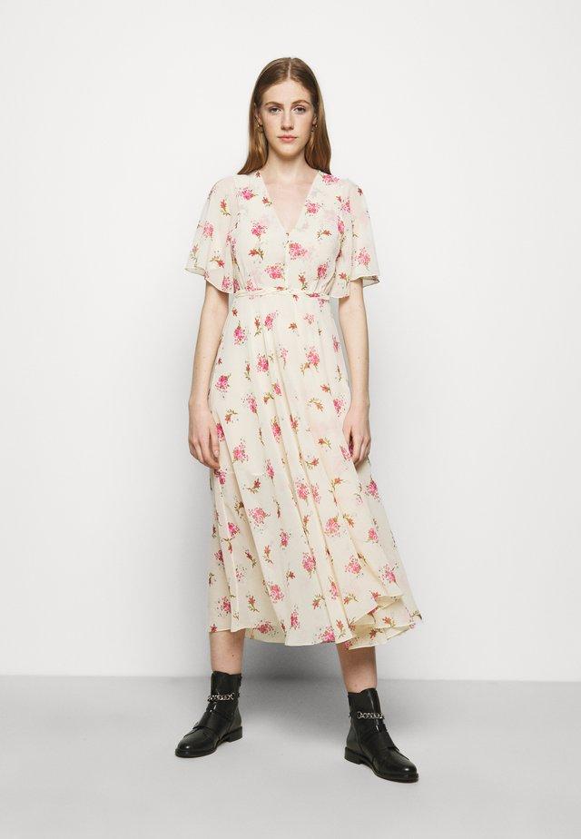 RUNGE - Denní šaty - rose/ecru