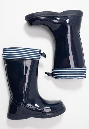PIPO NAUTICO UNISEX - Stivali di gomma - marino/navy