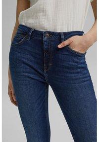 Esprit - MR CAP - Jeans Skinny Fit - blue dark washed - 5