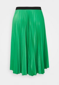 CAPSULE by Simply Be - PLEATED WRAP SKIRT - Jupe portefeuille - green - 1