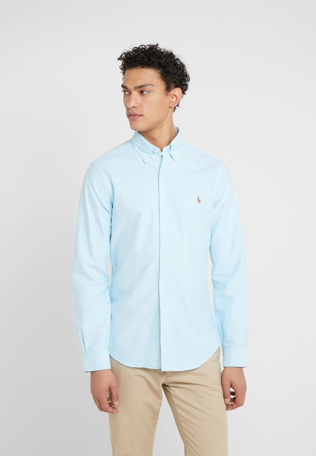OXFORD SLIM FIT - Shirt - aegean blue