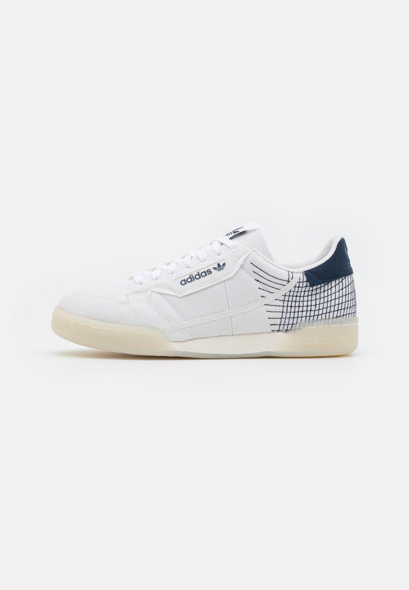 adidas Originals - CONTINENTAL 80 PRIMEBLUE UNISEX - Tenisky - chalk/white/collegiate navy