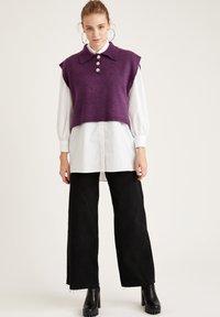 DeFacto - Pullover - purple - 1