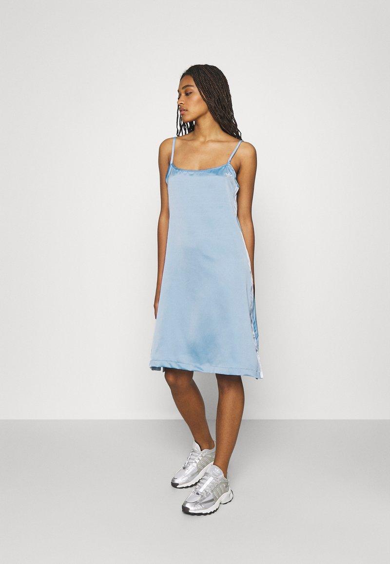 adidas Originals - DRESS - Day dress - ambient sky