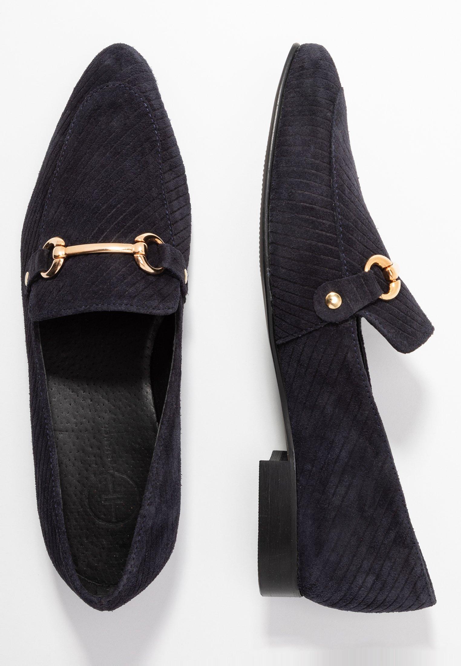 Copenhagen Slippers - navy