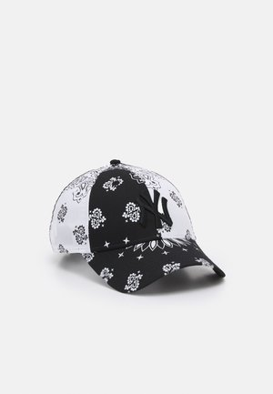 PAISLEY PRINT 9FORTY UNISEX - Cap - black