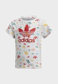 adidas Originals - T-SHIRT - Camiseta estampada - white - 3