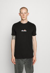 Ellesse - CARCANO - Print T-shirt - black - 0