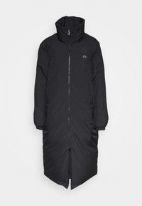 Lacoste LIVE - Down coat - black - 1
