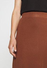 Even&Odd - A-line skirt - tiramisu - 3