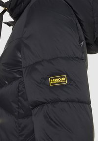 Barbour International - PORTIMAO QUILT - Winter coat - black - 3