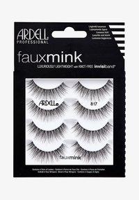Ardell - FAUX MINK 817 MULTIPACK - False eyelashes - - - 0