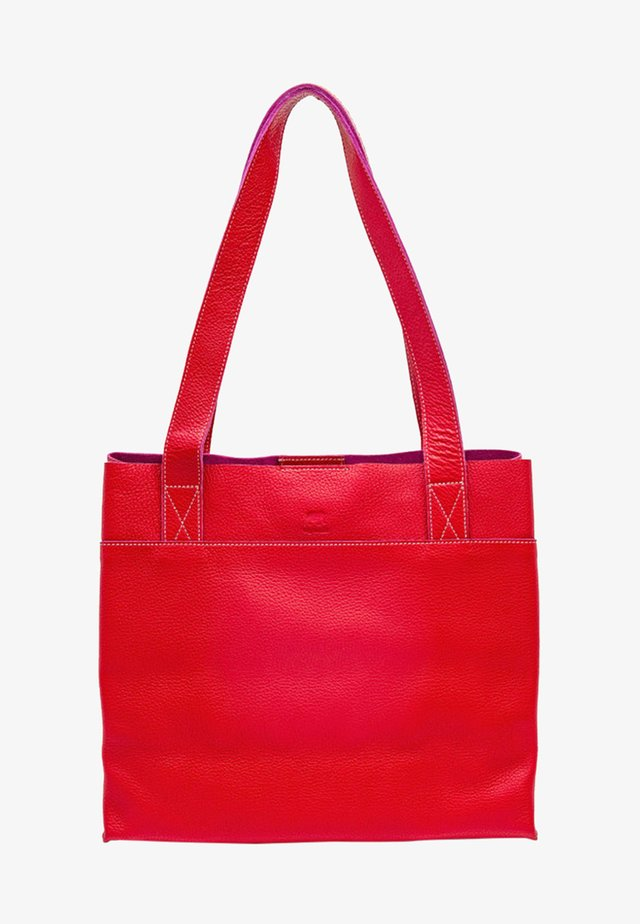VANCOUVER  - Shopper - red