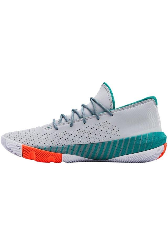 Basketball shoes - halo gray