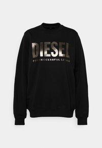 Diesel - Sweatshirt - black - 5