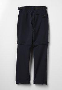CMP - BOY ZIP OFF 2-IN-1 - Outdoor trousers - antracite - 1