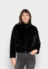 ONLY - ONLVIDA JACKET - Winter jacket - black - 0