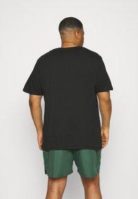 Jack & Jones - JORJXJ TEE CREW NECK 5 PACK - Basic T-shirt - white - 2