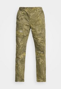 HALVARD TROUSERS - Trousers - green