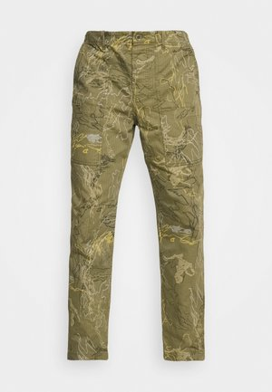 HALVARD TROUSERS - Bukse - green