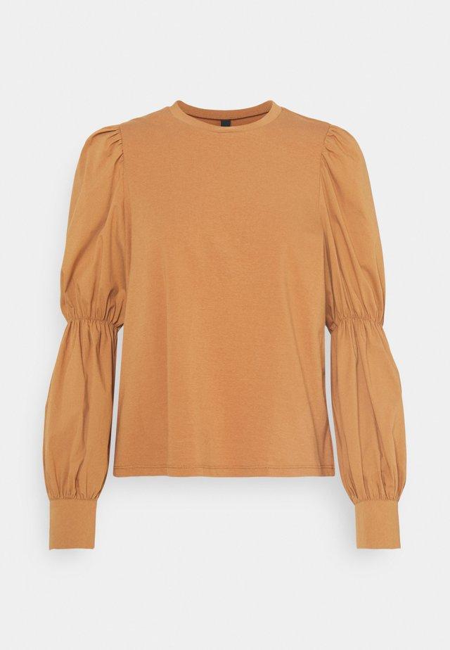 YASBEX - Button-down blouse - lion